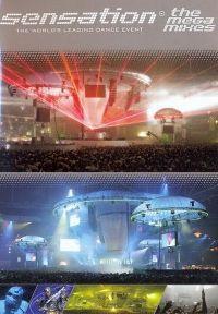 Cover  - Sensation 2005 - The Megamixes [DVD]